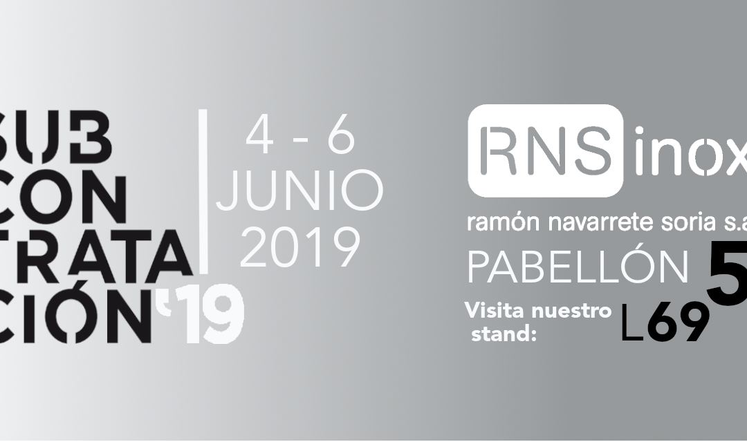 RNSinox at Subcontratacion 19